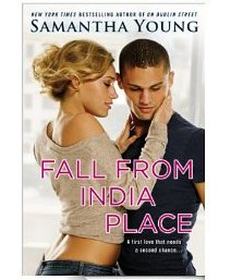 Fall From India Place הספר הרביעי בסדרת 'רחוב דבלין'